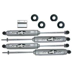 Rubicon Express 2 Inch Economy Lift Kit With Twin Tube Shocks Re8030