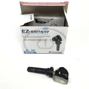 Schrader Programmable Ez sensor 33500 Tpms New Tire pressure Monitoring System