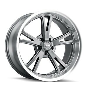 Cpp Ridler 606 Wheels 20x8 5 20x10 Fits Chevy Impala Chevelle Ss