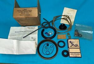 1955 56 57 Chevrolet Belair Bendex Treadle Vac Power Brake Booster Rebuild Kit