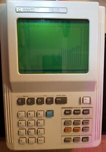 Hp 3569a Real Time Frequency Analyzer 2 Chn