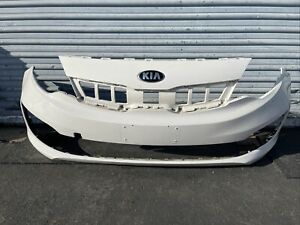 2011 2012 2013 2014 Kia Rio Front Bumper Hatchback Used Oem