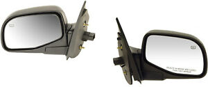 2002 2003 2004 2005 Ford Explorer For Mirrors Pair Power Puddle Lamp Heat
