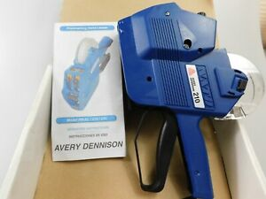 Sato avery Dennison 210 220 230 Price Marker new In Box 2 Line 10 Characters