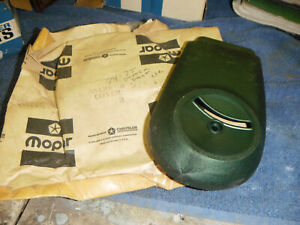 Mopar Nos Hinge Cover Dart Duster Scamp A Body Bench Seat 1972 73 74 75