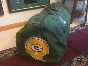 Vince Lombardi Era 1960s 70s Vintage Team Used Equipment Green Bay Packers Club. $799.00