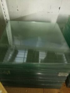 Store Display Tempered Glass Shelves Big Lot