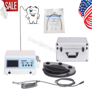 Us Dental Surgery Brushless Motor Implant Machine System 20 1contra Angle gift