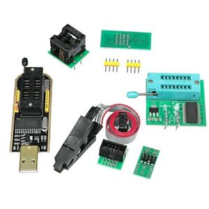 Usb Programmer Eeprom Bios Ch341a 24 25 Series Adapter Accessories Durable