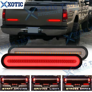 Led Strobe Brake Flowing Turn Signal Rear Tail Light For Ford F 150 F 250 Truck