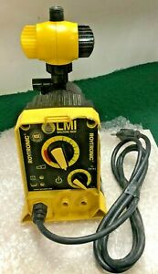 Lmi Milton Roy 7b42 Electronically Controlled Liquid Metering Pump