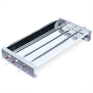3kw Spray Baking Booth Ir Infrared Paint Curing Lamps Lights Heating Tubes 110v