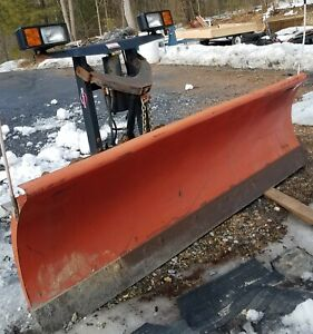 Used Boss Snow Plows For Sale