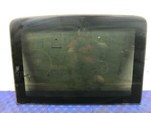 2010 2016 Cadillac Srx Front Moveable Sun Roof Glass window Only