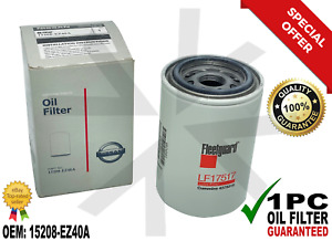 1 Pc Engine Oil Filter Oem Nissan Titan Xd Cummins Diesel Isv 5 0 Lf17517