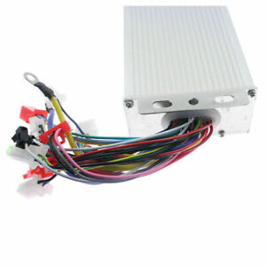 1500w Motor Speed Controller Dc 48 72v For Electric E bike Scooter Brushless New