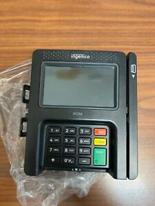 Ingenico Isc250 Touch Credit Card Terminal Gilbarco Pos Programed