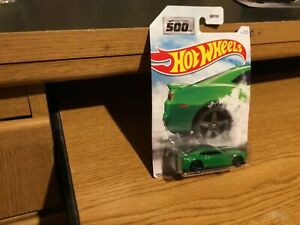 2021 Hot Wheels Factory 500 H p 12 Camaro Zl1 Concept Damaged Card