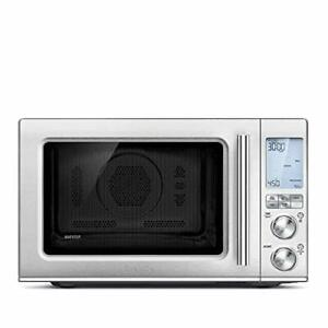 Breville Combi Wave 3 in 1 Convection Oven 0 Silver