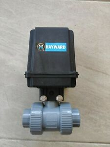New Hayward Ea2 Electric Actuator With 1 Cpvc Ball