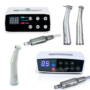 Dental Led Brushless Electric Micro Motor 1 1 1 5 Contra Angle Handpiece