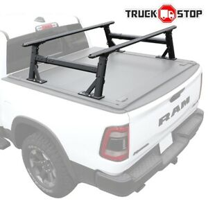 2014 2021 Silverado Gmc Adjustable Truck Heavy Duty Utility Ladder Rack System