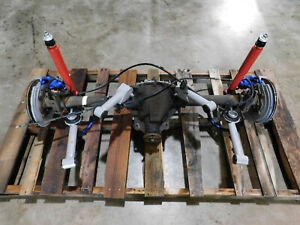 94 95 96 97 98 Ford Mustang Gt 8 8 Rearend Axle Assembly 3 73 Gear Upgraded K73