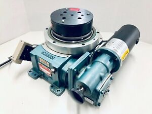 Camco 601rdm2h20 330 Rotary Indexer Cnc Index Drive Rotary Table Torque Clutch