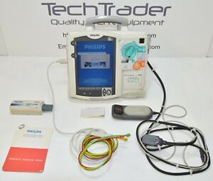 Philips Heartstart Mrx Aed Defibrillator Monitor With Qcpr And Pacing Options