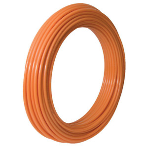Pex Pipe Coil Tubing Oxygen Barrier Flexible Push Fit Connection 100ft X 1in