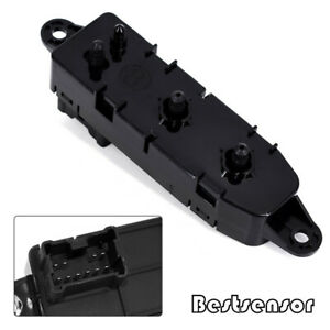 Left Driver Power Seat Control Switch For Nissan 13 16 Altima 08 13 Rogue