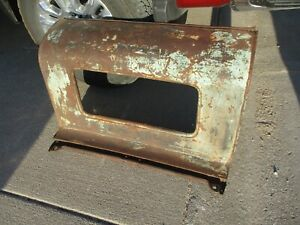 1930 1931 Model A Ford Coupe Rear Window Section