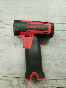 New Snap On Cdr761 Red Micro Lithium Cordless Drill Repair Body Kit 14 4v