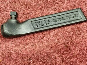 Original Atlas Rh 1 4 Cutting Tool Bit Holder