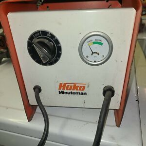 Hako 24 Volt Batery Charger
