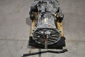 06 07 Corvette C6 Manual Base T56 Transmission Assembly 6 Speed Aa6736