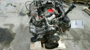 Engine 96 97 98 99 Chevy 1500 Pickup 5 7l 8 350 Vin R Gasoline 2587810