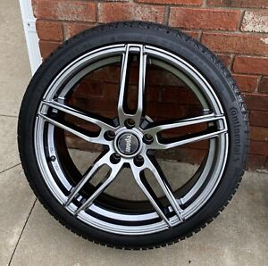 Audi A3 Rs3 S4 Moda Continental Viking 7 Set Of 4 Winter Wheels And Tires