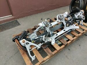 2014 Corvette C7 Rear Suspension With Subframe With Base Brakes Stingray Used