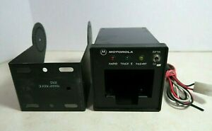 Motorola Tdn9816a Vehicular Radio Battery Charger With Bracket Wires Ht1000