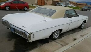 1970 Chevy Impala Sports Coupe gm Venetian Blinds sale