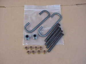 1962 63 64 65 Plymouth Dodge B body Door Hinge Repair Kit