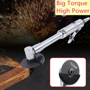 Pneumatic Cutting Machine Air Angle Grinder Long Handle Grinding Cutter