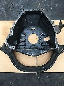 Ford Cast Iron Big Bell V 8 Bell Housing 370 400 429 460 With Cross Member