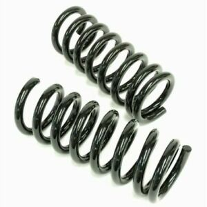 Global West S 1 Front Coil Springs For Small Block 1955 57 Bel Air Nomad 210