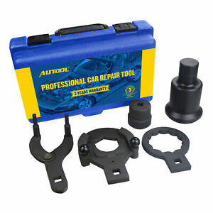 Rear Drive Axle Differential Remover And Installer Tool Set Kit For Bmw X3 X5 X6