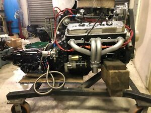 Chevy 350 Small Block With Th350 Auto Trans