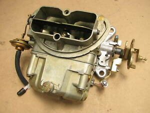 67 Corvette 3660 Holley Carburetor 427 435hp 427 400hp Tri power Center Carb