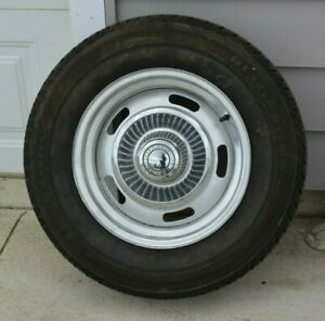 Gm Rally Wheel With Derby Center Hub 15x7