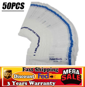 Top Quality 50 Pc Intraoral Dental Camera Sleeve sheath cover us Stock